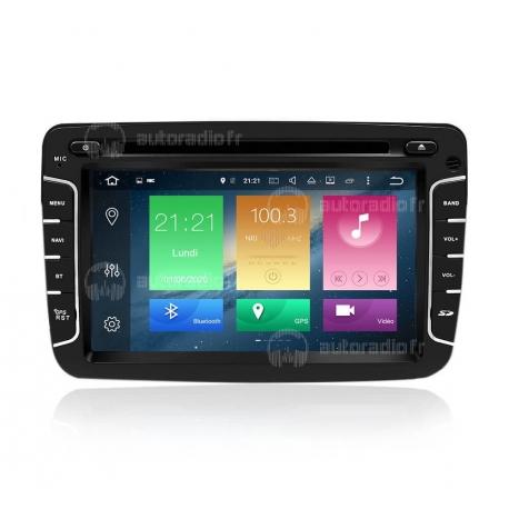 Autoradio GPS Android 8.0 Renault Duster (2010-2017)