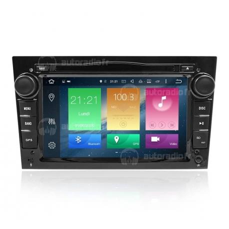 Autoradio GPS Android 9.0 Opel Mériva (2004-2017)