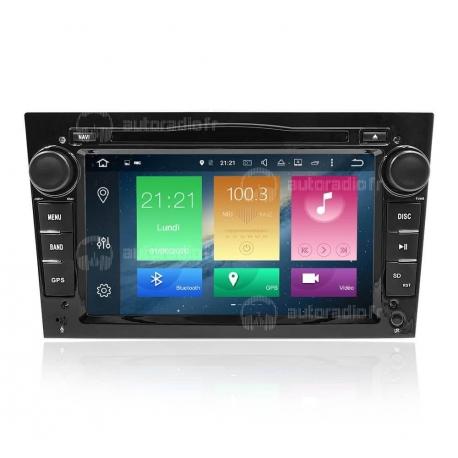 Autoradio GPS Android 9.0 Opel Antara (2005-2017)