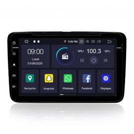 Autoradio GPS Android 9.0 VW Golf 5 (2003-2013)