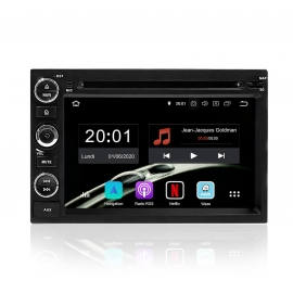 Autoradio GPS Android 8.0 Ford Expédition (2007-2009)