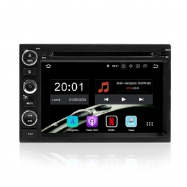 Autoradio GPS Android 8.0 Ford F150 (2004-2008)