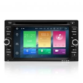 Autoradio GPS Android 8.0 Nissan Livina 2013