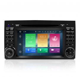 Autoradio GPS Android 9.0 Mercedes Sprinter (2006-2017)