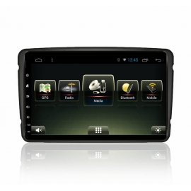 Autoradio GPS Android 8.0 Mercedes Classe C W203 (2000-2004)