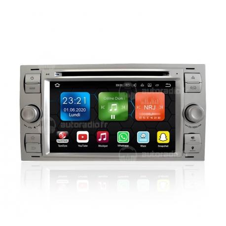 Autoradio GPS Android 9.0 Ford Fusion (2006-2011)