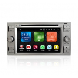 Autoradio GPS Android 9.0 Ford S-Max (2007-2009)