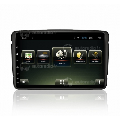 Autoradio GPS Android 8.0 Mercedes Classe E W210 (1998-2001)