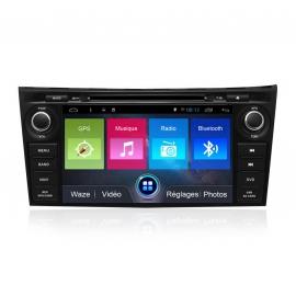 Autoradio GPS Android 8.1 Nissan Nouveau Teana 2013