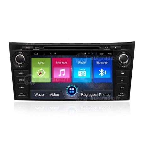 Autoradio GPS Android 7.1 Nissan Nouveau Teana 2013