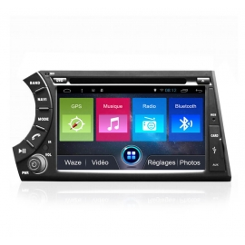 Autoradio GPS Android 8.1 SsangYong Actyon