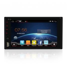 Autoradio 2 DIN Android 10.1 GPS
