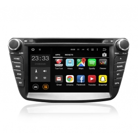 Autoradio GPS Android 8.0 Ford Escort (2014-2017)