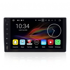 Autoradio GPS Android 7.1 Mercedes A-classe A170 (2004-2012)