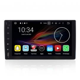 Autoradio GPS Android 7.1 Mercedes B-classe B170