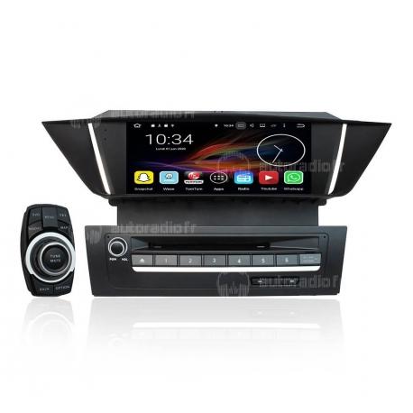 Autoradio GPS Android 7.1 BMW X1 E84 (2009-2013)