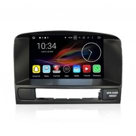 Autoradio GPS Android 7.1 Opel Astra (2008-2013)
