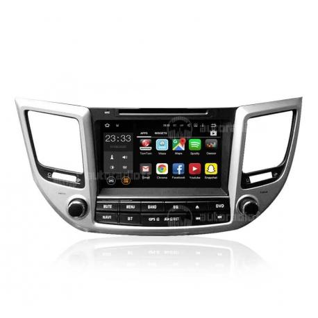 Autoradio GPS Android 7.1 Hyundai Tucson (2015-2017)