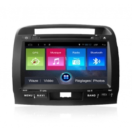 Autoradio GPS Android 7.1 Toyota Land Cruiser 9""