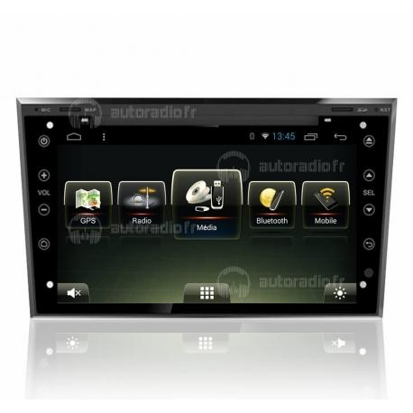 Autoradio GPS Android 8.0 Opel Vectra (2005-2008)