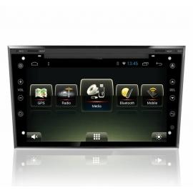 Autoradio GPS Android 8.0 Opel Corsa (2006-2011)