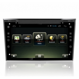 Autoradio GPS Android 7.1 pour Opel Astra (2004-2009)